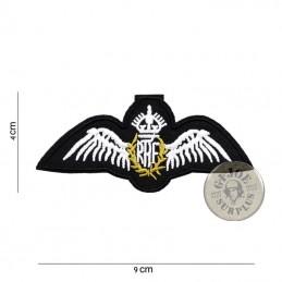 "PARCHE RAF BRITANICA ""ROYAL AIR FORCE ROKISKI"""