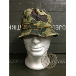 "DUCK HUNTER CAMO VIETNAM SPECIAL FORCES ""GORRA BUSH"" PIEZA UNICA"