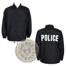 """CHAQUETA COACH """"POLICE"""" NUEVAS"""