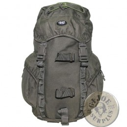 "RUCKSACK ""RECON 15 LITERS"" OLIVE COLOUR"