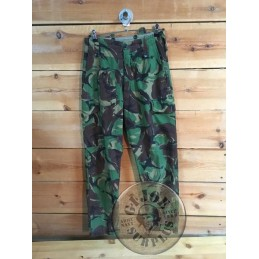 BRITISH ARMY  DPM CAMO M1968 TROUSERS SIZE 1 USED GREAT CONDITION /COLLECTOR ITEM