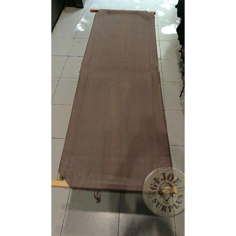 EAST GERMAN ARMY CAMP BED NEW CONDITION