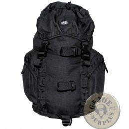 "MOUNTAIN RUCKSACK ""RECON 25 LITERS"" BLACK COLOUR"