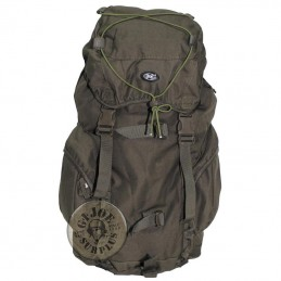 "MOUNTAIN RUCKSACK ""RECON 35 LITERS"" GREEN COLOUR"