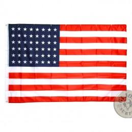 """BANDERA PAISES 1 X1.5M """"USA SEGUNDA GUERRA MUNDIAL"""""""