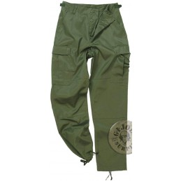 BDU CARGO TROUSERS GREEN