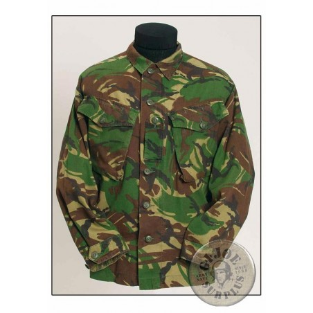 SALES OFFER!!! 5 BRITISH ARMY DPM CAMO 96/170 JACKETS IN USED PERFECT CONDITION