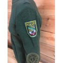 GERMAN POLIZEI WOOL SWEATER USED