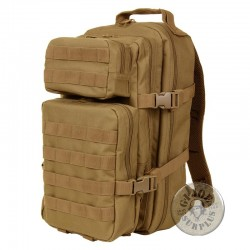 "TACTICAL MOLLE RUCKSACK ""BASIC 30 LITERS"" COYOTE COLOUR"