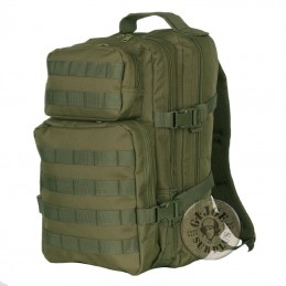 "TACTICAL MOLLE RUCKSACK ""BASIC 30 LITERS"" OLIVE GREEN COLOUR"