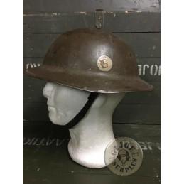 """CASCO M1917 1GM US ARMY """"G"""" /PIEZA UNICA"""