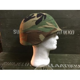 US ARMY PAGT HELMET WOODLAND CAMO COVERS NEW