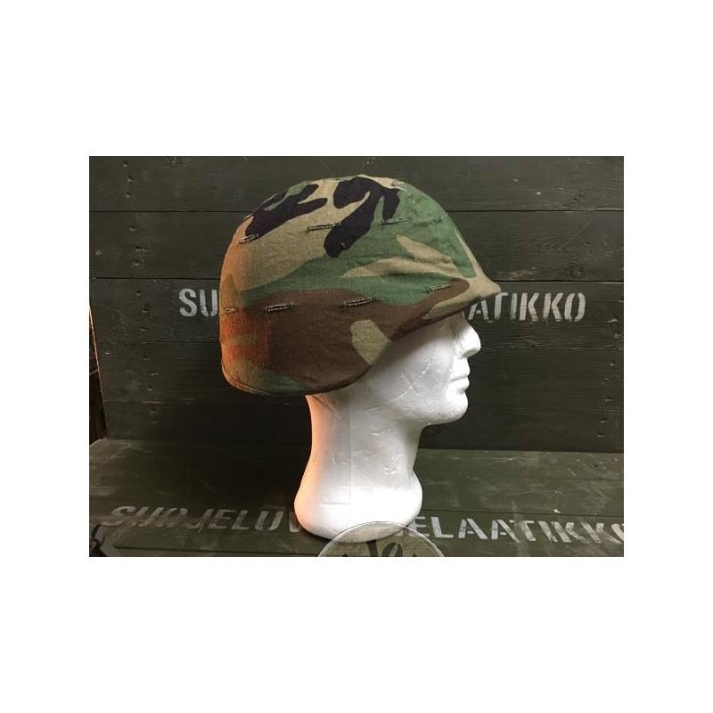 """FUNDA CAMO WOODLAND PARA CASCO US ARMY """"PASGT"""" NUEVAS"""