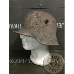 M1916 WWI GERMAN EMPIRE HELMET /COLLECTORS ITEM