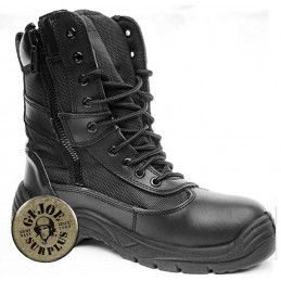 "TACTICAL BOOTS ""POLICE"" MADE IN SPAIN"