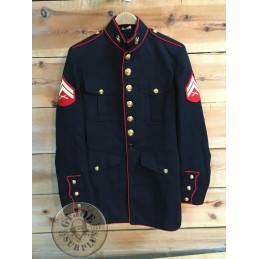 USMC CAPORAL JACKET NUMBER 1 SIZE 39L /COLLECTORS ITEM