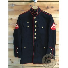 USMC PRIVATE JACKET NUMBER 1 SIZE 39R /COLLECTORS ITEM