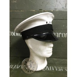 ROYAL NAVY OFFICERS CAPS USED CONDITION