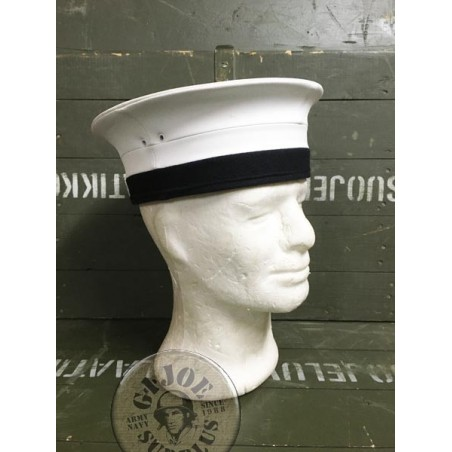 ROYAL NAVY SAILOR CAPS USED CONDITION