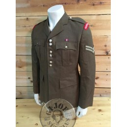 BRITISH ARMY COLDSTREAM GUARDS CAPORAL JACKET /COLLECTORS ITEM