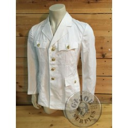 GERMAN NAVY TROPICAL OFF DUTY UNIFORM JACKET