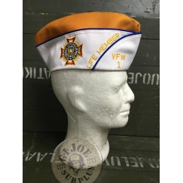 GARRISON CAP AMERICAN VETERANS COLORADO no1 /COLLECTORS ITEM