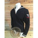 US NAVY SAILORS JUMPER WITH RANKS