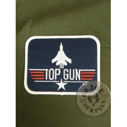 TOP GUN US NAVY PATCH