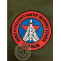 TOP GUN US NAVY PATCH OPPOSITE FORCES