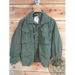 M65 JACKET OLIVE 1981 XSMALL REGULAR