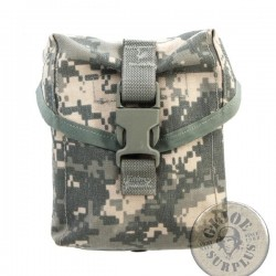 MOLLE II US ARMY AT DIGITAL CAMO EQUIPMENT /IFAK POUCH NEW