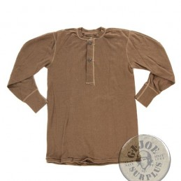 US ARMY ECWCS BROWN LONG SLEEVE SHIRT NEW IN THE BAG