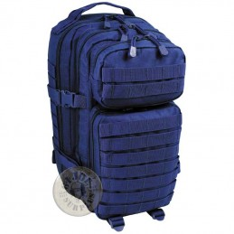 "TACTICAL MOLLE RUCKSACK ""BASIC 30 LITERS"" RESCUE BLUE"