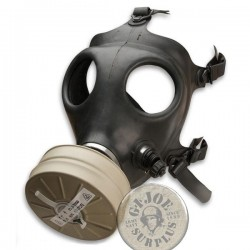 ISRAELI CIVIL GAS MASK NEW