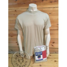 US ARMY KHAKI T/SHIRTS BRAND NEW