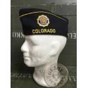 GARRISON CAP AMERICAN VETERANS COLORADO no61 /COLLECTORS ITEM
