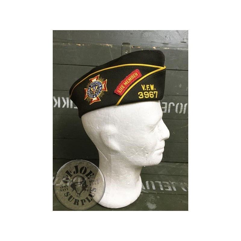 GARRISON CAP AMERICAN VETERANS OHIO 3967 /COLLECTORS ITEM