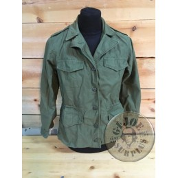 CHAQUETA TIPO M65 US ARMY MUJER OG107 / PIEZA ÚNICA