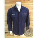 USCG OPERATION SHIRT T-42R USED