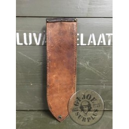 "FUNDA MACHETE USMC 1944 ""MEDICAL CORPSMAN BOLO"" /PIEZA UNICA"