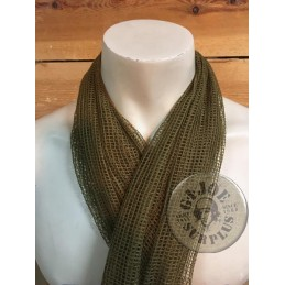 MESH SCARF 190X90 COYOTE COLOUR