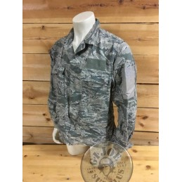 CHAQUETILLA PILOTO ABU CAMO DIGITAL US AIRFORCE USADAS PERFECTAS