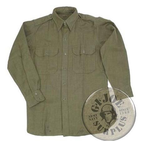 CAMISA M/LARGA M1950 US ARMY NUEVAS