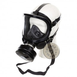 FERNEZ PANORAMIC FRENCH ARMY GAS MASK BRAND NEW