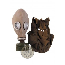 SOVIET UNION ARMY GP5 STYLE GAS MASK BRAND NEW