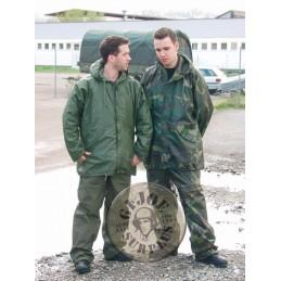 PANTALO IMPERMEABLE PVC US ARMY CAMO WOODLAND NOU