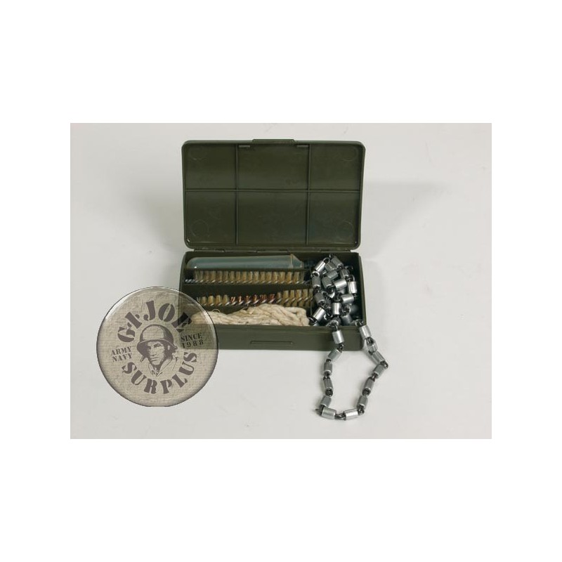 GERMAN ARMY CLEANING KIT FOR 7.62-7.92 RIFLES USED