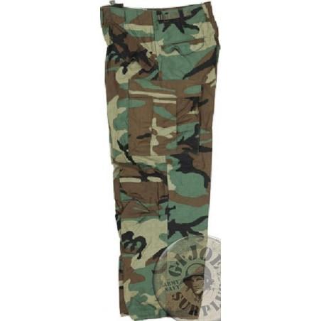 PANTALONES M65 US ARMY CAMO WOODLAND USADOS