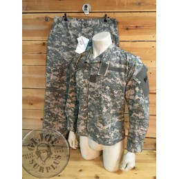 US ARMY ACU AT DIGITAL CAMO UNIFORM SET NEW /TROUSERS+JACKET