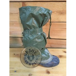 NUCLEAR-BIOLOGICAL-CHEMICAL PROTECTION BOOTS FROM CZECH ARMY NEW